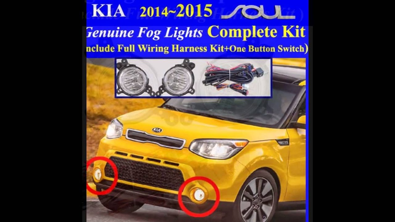 maxresdefault 2014~2016 kia soul fog light lamp complete kit,full wiring harness 2015 Kia Soul Rear at gsmx.co