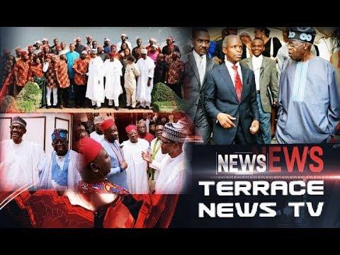 Breaking News: 2023: You Are Selfish - Ohaneze Ndigbo Blasts Osinbajo, Tinubu