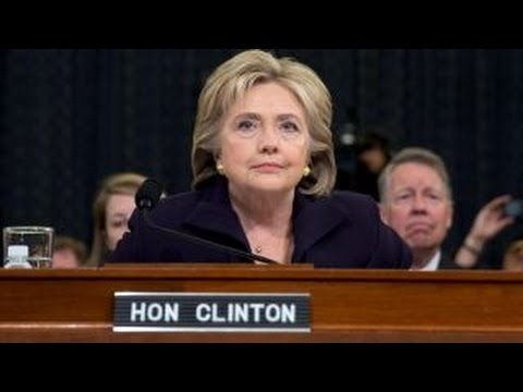 Hillary Clinton guilty of espionage over email scandal?