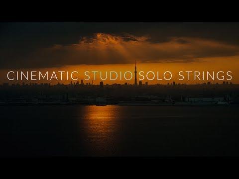 Introducing Cinematic Studio Solo Strings