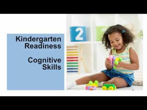 Kindergarten Readiness: Cognitive Skills