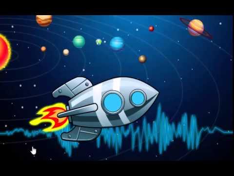 Space Quake (Solar System Game)