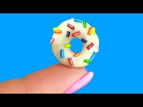 10 DIY Miniature Candies! Funny Pranks!