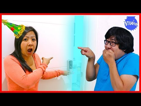 Birthday Prank on Ryan's Mommy!!!