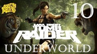 Lara Croft Tomb Raider Underworld-серия 10 [Вальхалла.]