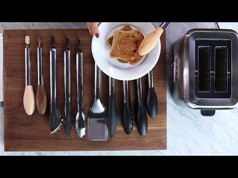 Five Surprising Ways to Use Kitchen Tongs