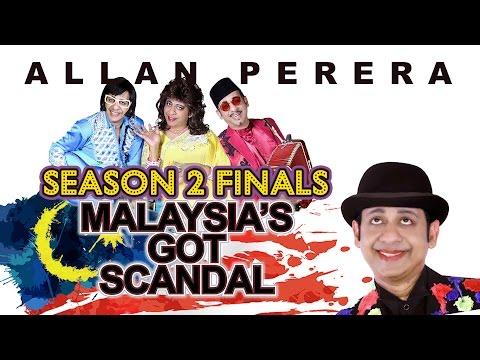 Showcase: MALAYSIA'S GOT SCANDAL: Season 2 Finals, 12-18 Dec @ PJ Live Arts