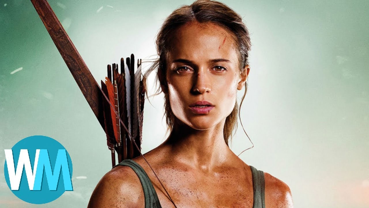 Tomb Raider Movie 2019