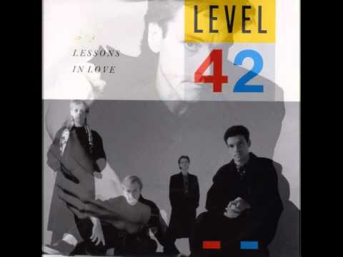 Songtext von Level 42 - Lessons in Love Lyrics