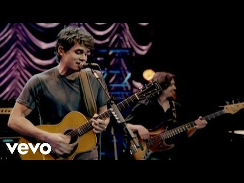 John Mayer - No Such Thing (Live at the Nokia Theatre - Video - PCM Stereo)