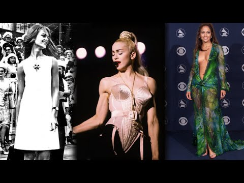 Top Fashion Icons Top 10 Iconic Fashion Moments