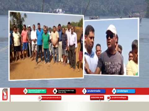 HC ASKS GOVT TO INVOLVE NGO TO STOP ILLEGAL SAND EXTRACTION  _Prudent Media Goa