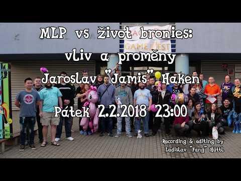 MLP vs. život bronies: vliv a proměny (Jamis)