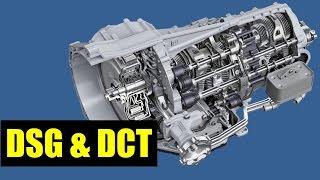 Wie funktioniert ein Doppelkupplungsgetriebe (DCT, DSG)