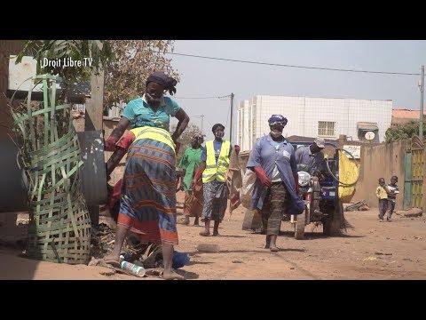 Koglzaaka : Quand les femmes assainissent la ville de Ouagadougou