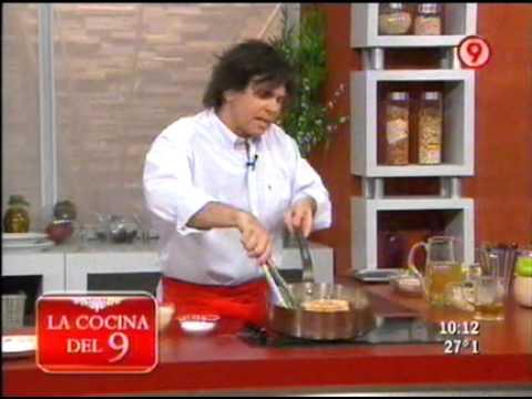 Supremas al curry con hongos rellenos 1 de 3 ariel for Cocina 9 ariel rodriguez palacios pollo relleno