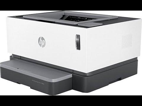 HP Neverstop Laser 1000a   Print Test, Review, Featurs   Best Budget Printer?