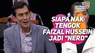 Siapa nak tengok Faizal Hussein jadi