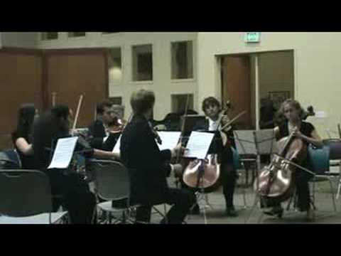Brahms Sextet in Bb, First Movement