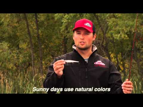 Jerkbait Color Selection with Justin Lucas