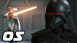 Star Wars Jedi: Fallen Order - Part 5 - THE TRUTH COMES OUT