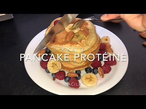 recette-pancakes-protéinés