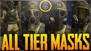 ALL Global Event Rewards, MASKS, Outfits & Weapon Skins! (The Division 1.7)
