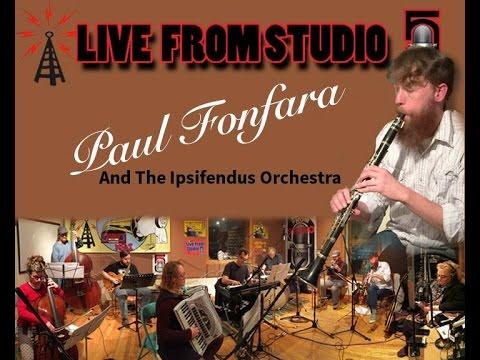 "PAUL FONFARA AND THE IPSIFENDUS ORCHESTRA  ""THE GRASS IS ALWAYS GREENER"""