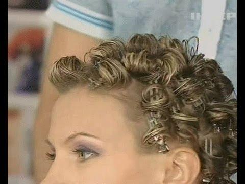 Модные Кудри без Вреда для Волос - Ранок - Інтер