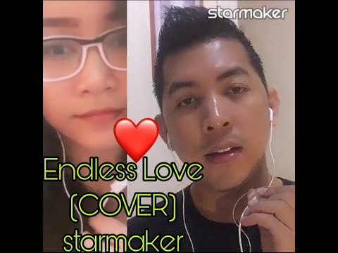 Lagu Duet Romantis Endless Love COVER Live KARAOKE Starmaker