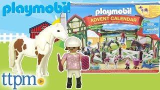Advent Calendar Horse Farm from Playmobil