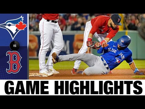 Blue Jays vs. Red Sox Game Highlights (6/11/21) MLB Highlights