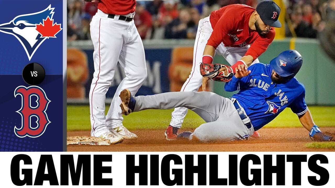 Download Blue Jays vs. Red Sox Game Highlights (6/11/21) MLB Highlights