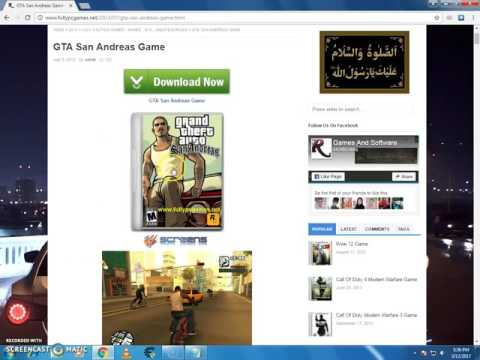 How To Download Gta San Andreas Torrent Or Without Torrent