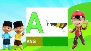 Video Video Belajar ABC Bersama Upin Ipin & Boboiboy. download MP3, 3GP, MP4, WEBM, AVI, FLV Oktober 2017