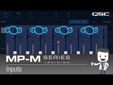 MP-M Series 2 - Inputs