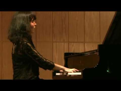 Ahnung, Schumann , Luiza Borac