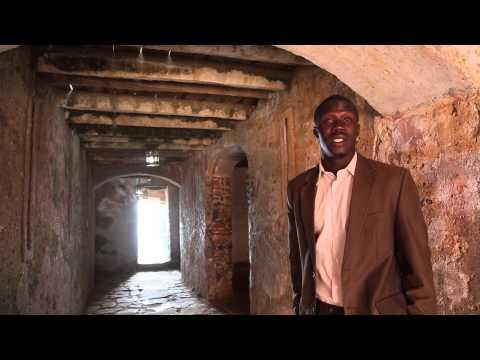 Sénégal Ile de Gorée Maison aux esclaves / Senegal Goree island House of slaves