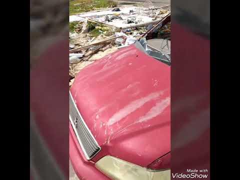 Barbuda - Aftermath of Hurricane Irma