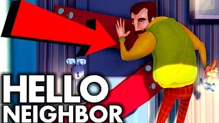 A SECOND NEIGHBOR FOUND!! THIS CHANGES EVERYTHING | Hello Neighbor Alpha 3