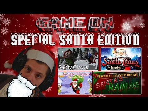 FIX TV | Game On | MEGJÖTT AZ ÖREG!! - SPECIAL #SANTA EDITION | 2016.12.06