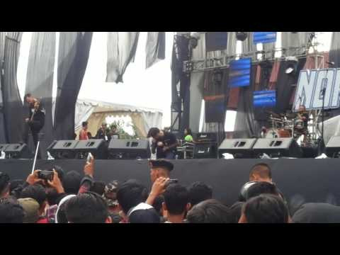 REVENGE THE FATE  - JENGAH (cover Pas Band) Live In Medan Nortblast 2016