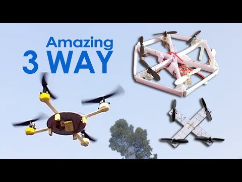 3 Amazing Way To Make Drone Copter