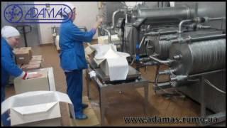 Производство сливочного масла и расфасовка в ящик(, 2012-02-05T14:26:34.000Z)
