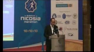 """Quantum Nicosia marathon in Cyprus on """"10-10-10"""""""