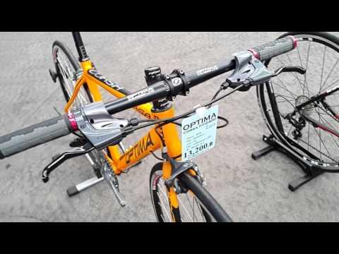การเลือกจักรยานให้เหมาะกับใช้งาน เสือภูเขา เสือหมอบ ไฮบริด