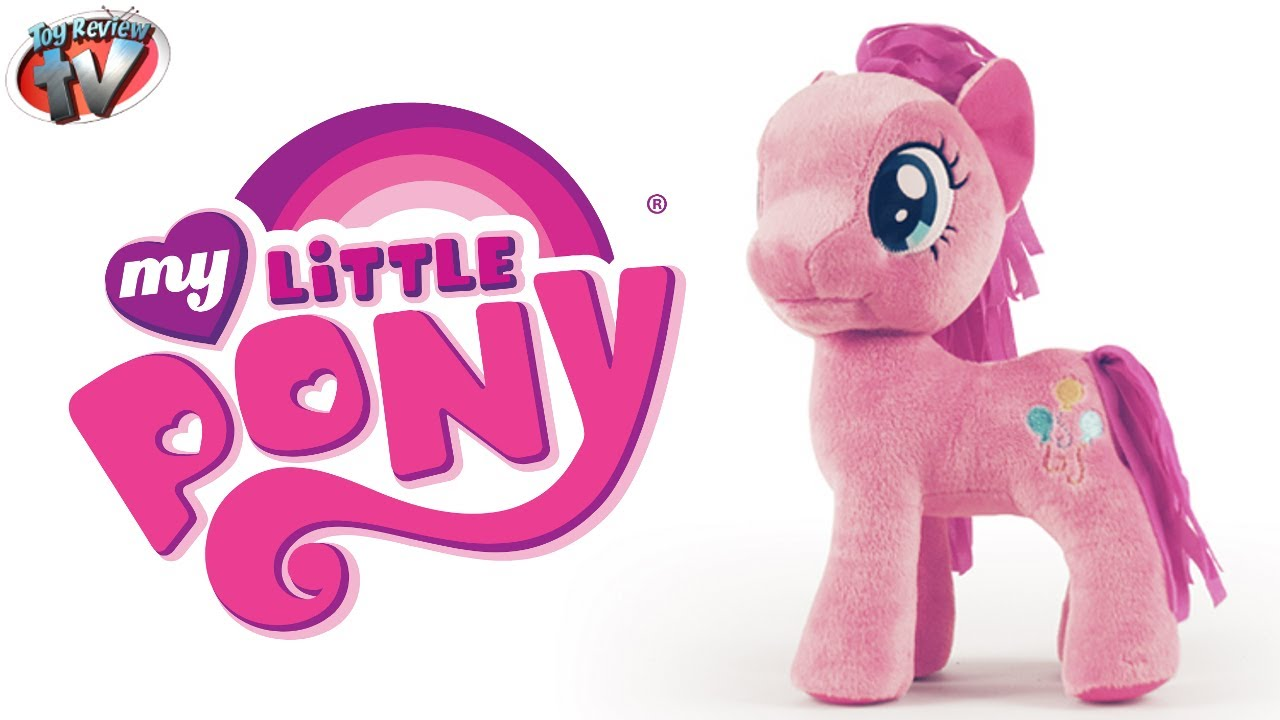 My Little Pony Pinkie Pie 10 Plush Toy Review Funrise Youtube