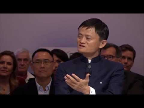 Davos 2015 - An Insight, An Idea with Jack Ma (Chinese)