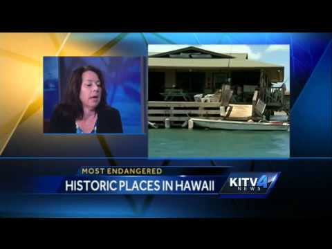 Historic Hawaii Foundation adds eight more historic places to endangered list