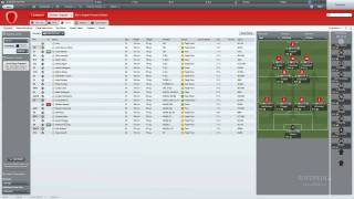 Football manager 2012 - Softpedia Gameplay 1